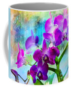 Delicate Orchids Coffee Mug