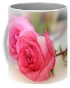 Delicate Rose Coffee Mug