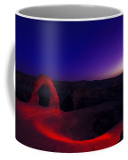 Delicate Twilight Coffee Mug