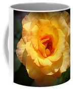 Delicate Yellow Rose Coffee Mug