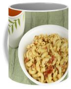 Delicious Macaroni Lunch Coffee Mug