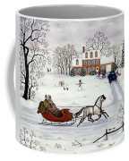Delivering Gifts Coffee Mug