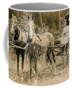 Delivering The Mail 1907 Coffee Mug