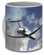 Delta Jet Coffee Mug
