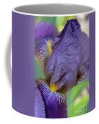 Demure Iris Coffee Mug