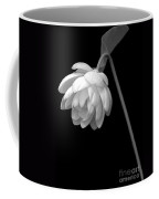 Demure Lotus Coffee Mug