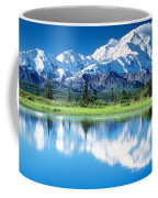 Denali National Park Ak Usa Coffee Mug