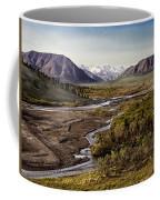 Denali Toklat River Coffee Mug