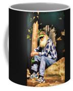 Denizen Of Downtown Asheville North Carolina Coffee Mug