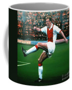 Dennis Bergkamp Ajax Coffee Mug