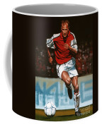 Dennis Bergkamp Coffee Mug