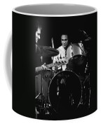 Denny Carmasi On The Drums In 1978 Coffee Mug