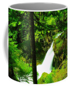 Denny Camp Falls  Coffee Mug