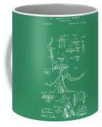 Dental Chair Patent Coffee Mug