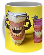 Dental Models Coffee Mug by Garry Gay