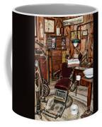 Dentist - The Dentist Chair Coffee Mug