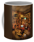 Dentist - The Dentist Office Coffee Mug by Mike Savad