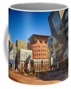 Denver Art Museum Courtyard Coffee Mug