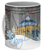 Denver Nuggets Coffee Mug