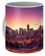 Denver Sunrise Coffee Mug
