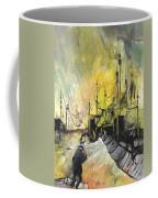 Departure Coffee Mug