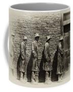 Depression Era Bread Line Coffee Mug
