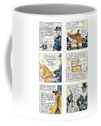 'dept. Of Equitation' Coffee Mug
