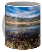 Depths Of Dry Lagoon Coffee Mug