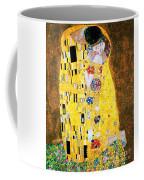 Der Kuss Or The Kiss. Coffee Mug