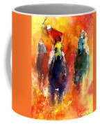 Derby Horse Race Racing Coffee Mug