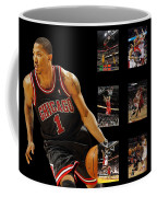 Derrick Rose Coffee Mug