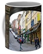 Derry Life - Irish Art By Charlie Brock Coffee Mug