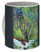 Descenso Turbulento Coffee Mug