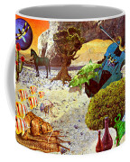 Desert Blues Coffee Mug