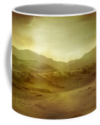 Desert Coffee Mug by Brett Pfister