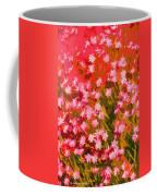 Desert Broom Abstract  Coffee Mug