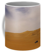 Desert Driving Coffee Mug