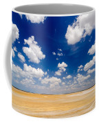 Desert Flatlands Coffee Mug