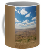 Desert Landscape By The Tannur Dam Coffee Mug