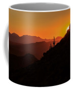 Desert Light Coffee Mug by Rick Furmanek