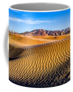 Desert Lines Coffee Mug by Chad Dutson