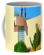 Desert Modern 7 Lakes Palm Springs Coffee Mug