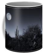 Desert Moon Coffee Mug