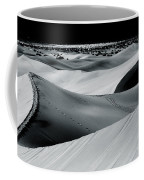 Desert Night Death Valley By Diana Sainz Coffee Mug