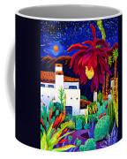 Desert Night Music Coffee Mug