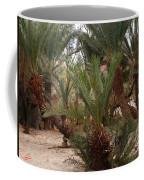 Desert Oase Camp Sinai Egypt Coffee Mug