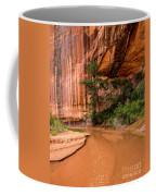 Desert Oasis - Coyote Gulch - Utah Coffee Mug