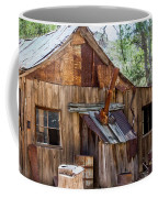 Desert Outback Farm Building Coffee Mug