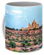 Desert Palace Coffee Mug