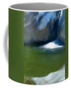 Desert Pool Coffee Mug